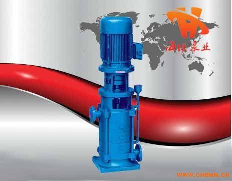 40DL型立式清水多级泵