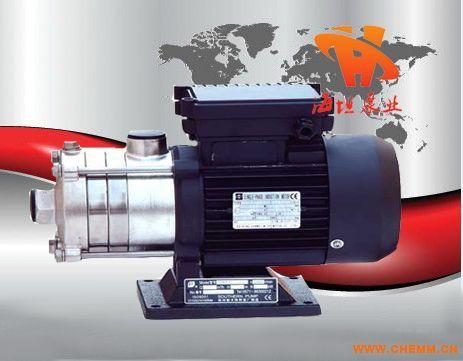 CHL2-20型卧式不锈钢分段式多级泵