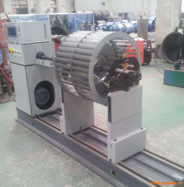 广州卓玄金平衡机厂家供应离心叶轮动平衡机