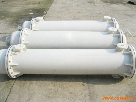 石墨改性聚丙烯列管式换热器,冷凝器