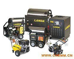 LANDA工业清洗常用设备型号推荐表(热水)
