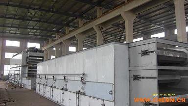 立德粉专用带式龙8国际老虎机,立德粉专用龙8国际老虎机,烘干机