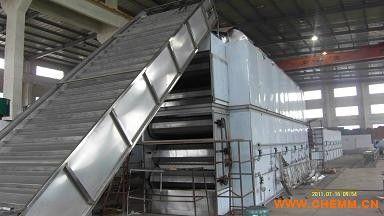 钛白粉专用带式干燥longfa168龙8国际官网,钛白粉专用龙8国际老虎机,烘干机