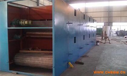 瓷土专用龙8国际老虎机,瓷土多层带式干燥longfa168龙8国际官网,瓷土烘干longfa168龙8国际官网