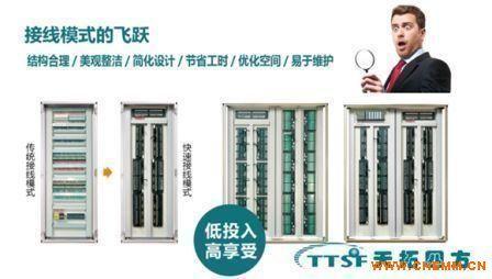 TTSF快速布线端子板