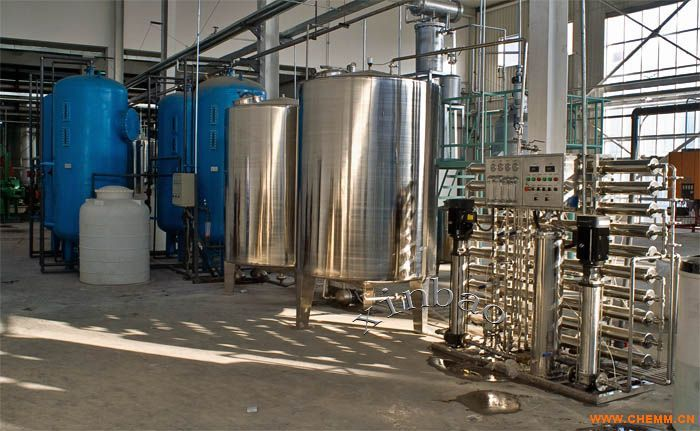 环保设备 水处理设备  产品名称:工业用超纯水设备 产品编号:001 产品