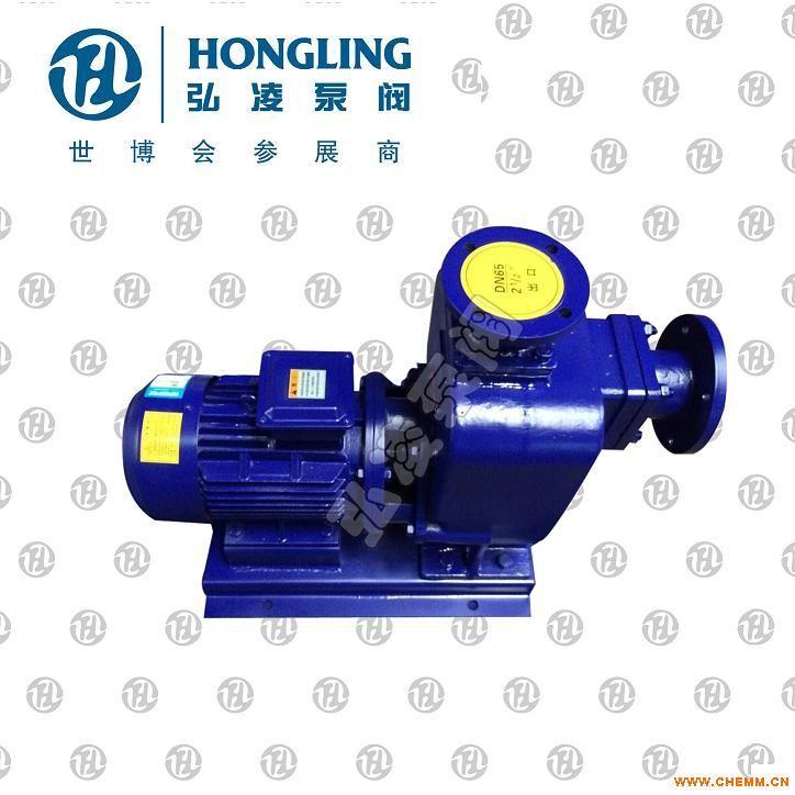 ZWL直联式自吸排污泵,自吸排污泵,直联式排污泵