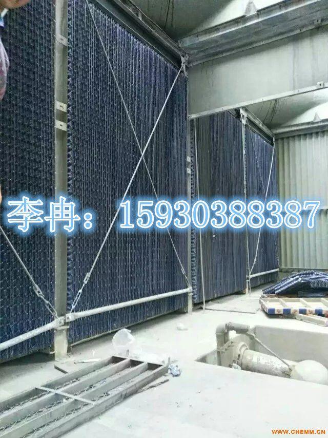北京冷却塔填料厂家 冷却塔填料清洗