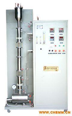 不锈钢精馏实验装置  GT-JL化工原理实验装置