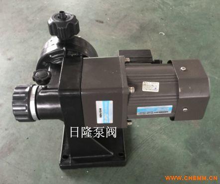 JBB隔膜计量泵