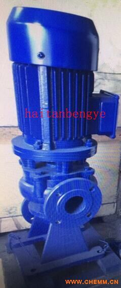 立式发球泵IHTLW型