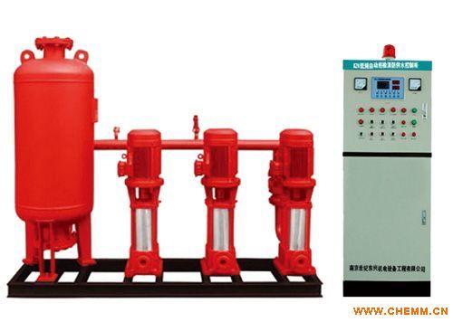 温州威王生产供应全自动变频调速恒压消防供水设备
