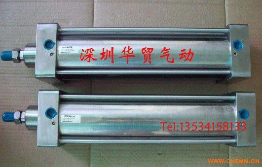 化工机械耐酸碱316全不锈钢气缸SC100X300