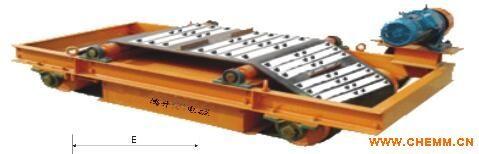 RCYK系列铠装永磁带式除铁器价格