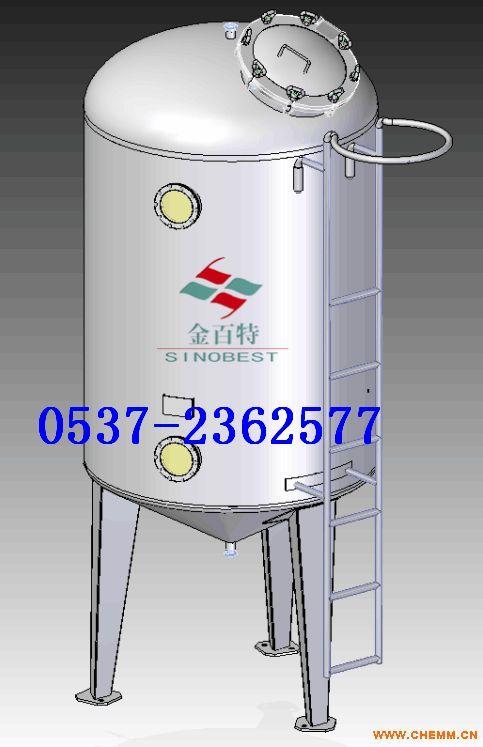 济宁10立方不锈钢储罐、搅拌罐制造商