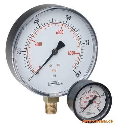 优势供应美国Noshok压力表Noshok压力开关Noshok液位测量仪等备件