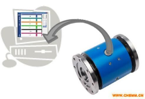 NCTEUSB输出型动态扭矩传感器