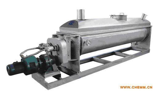 DM促进剂桨叶干燥机
