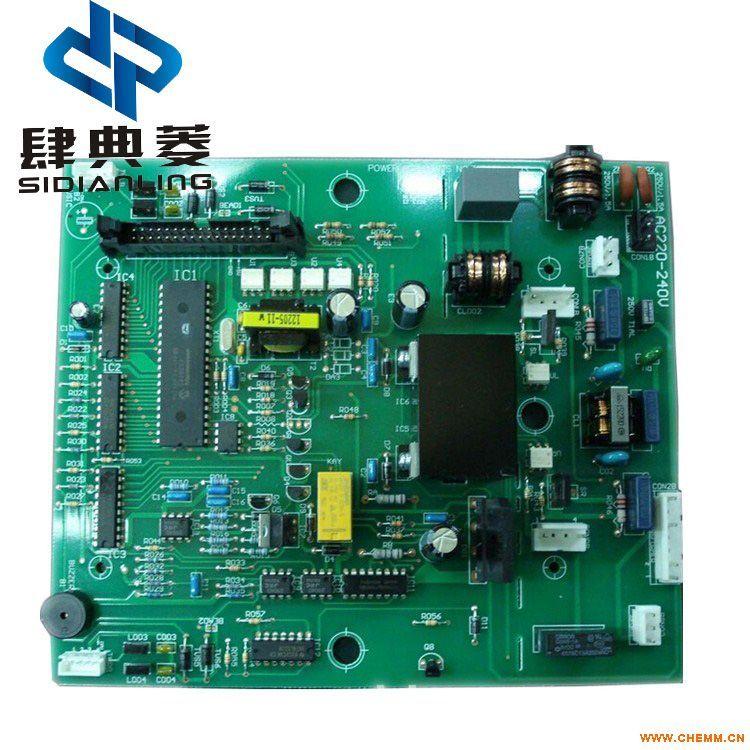 高压静电喷涂机控制板 模温机控制板开发 静电离子风机电路板设计