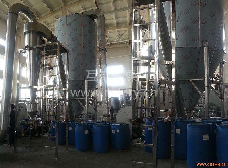 互帮干燥供应-硫酸锌喷雾干燥机!常州喷雾干燥机