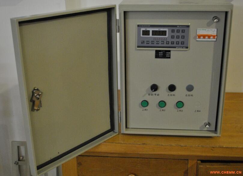PLY300型配料控制器在搅拌站配料设备上的应用