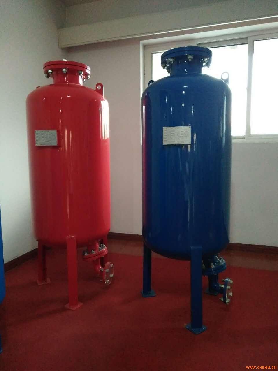 供应大庆林源气压给水设备立式隔膜气压罐SQL800*0.6 ... -慧聪网