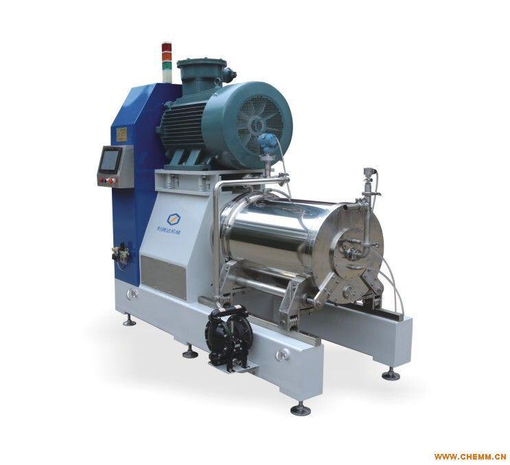 纳米陶瓷砂磨机_产品关键词:纳米砂磨机 陶瓷纳米机 纳米砂磨机厂家 新材料专用砂磨机