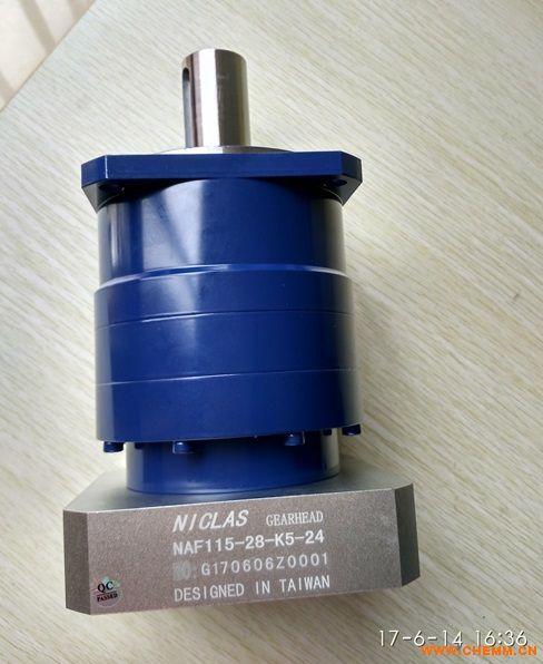 数控弯管机专用高精度减速机NAF115-28