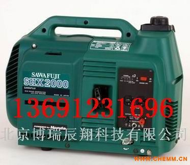手提式发电机SHX2000
