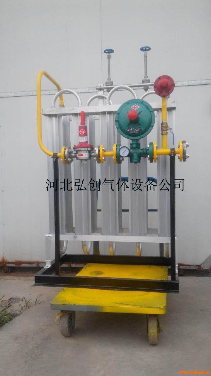 撬体式LNG汽化调压装置