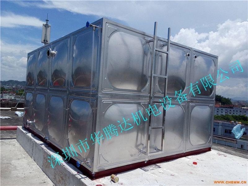 热销GB02S101 组合式不锈钢水箱(珠海、广州)华腾达水箱厂供应