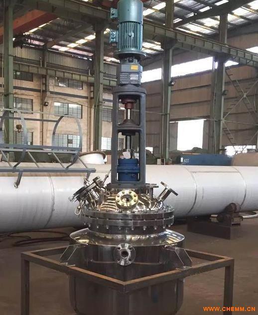 供应优质反应釜 中试实验室反应釜厂家