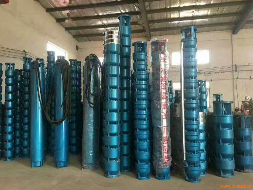 选高品质大流量深井泵 高扬程深井泵 井用深井泵找天津潜成泵业