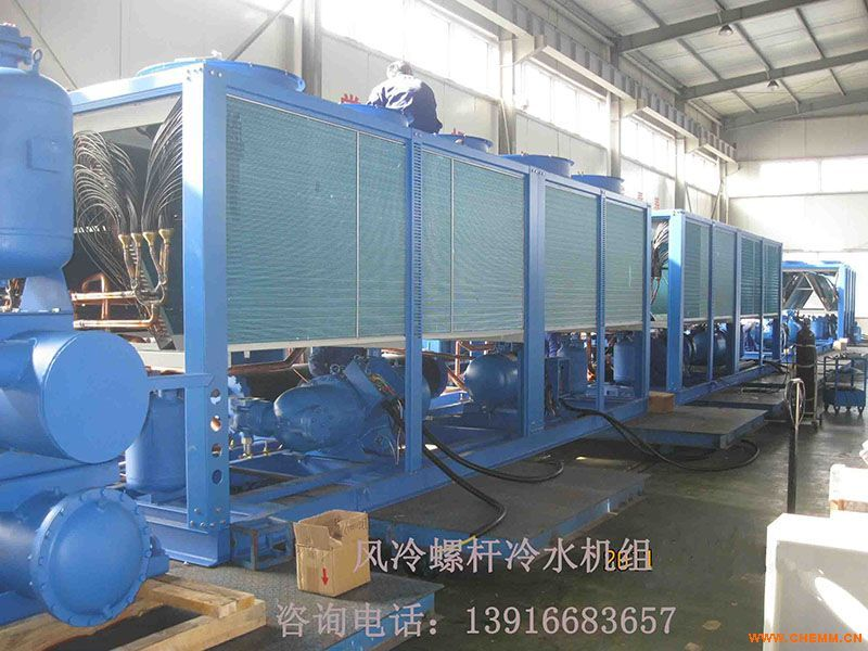 HYS-110AS(G)HYS-110AHS风冷双螺杆式冷冻机组