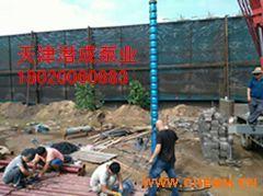 天津潜成泵业生产高效,节能,矿用深井泵,天津深井泵厂家
