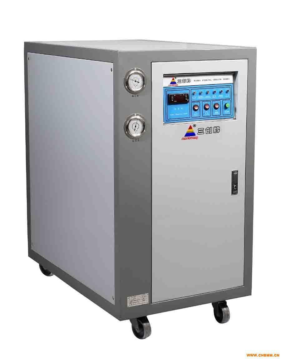 厂家专业生产维修低温螺杆式工业冷水机组冰水机高效节能优质售后