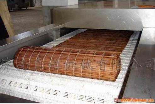 竹席微波烘干杀菌设备|微波竹制品干燥杀菌设备