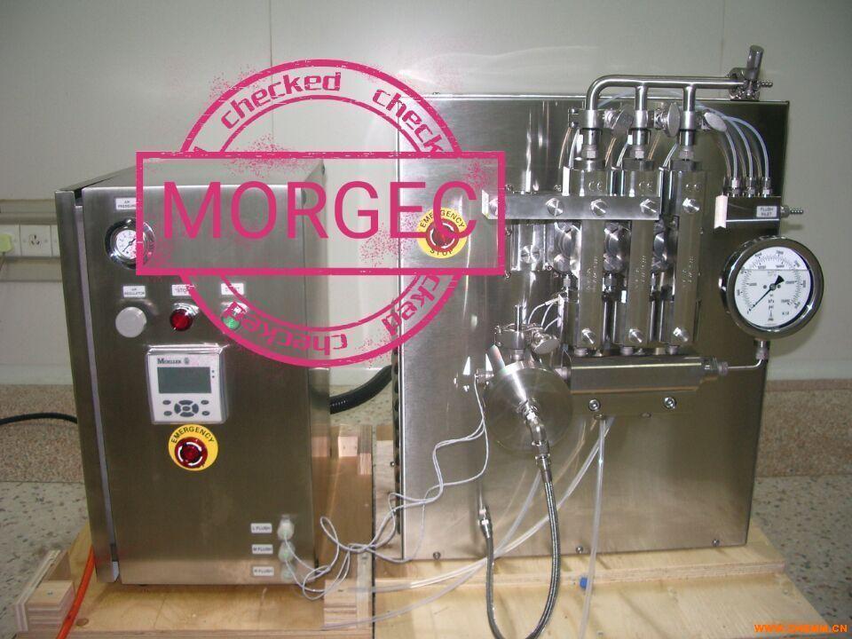 高压均质机NanoFast NF-60、细胞破碎仪、中式型高压均质机、微射流均质机、进口高压均质机