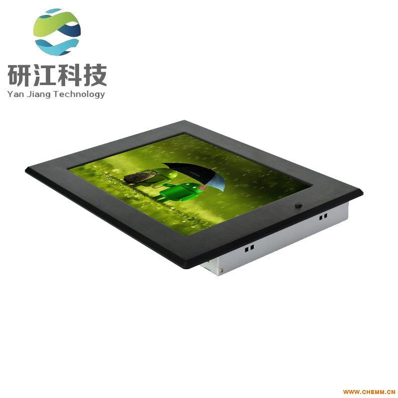 安卓12寸工业平板电脑四核处理器安卓5.0系统车载工业一体机