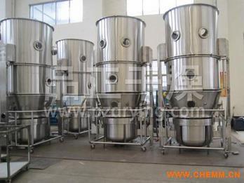 调味料专用立式沸腾(制粒)干燥机厂家
