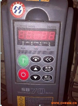380V2.2KW通用变频器重庆变频器代理森兰SB70G2.2T4现货