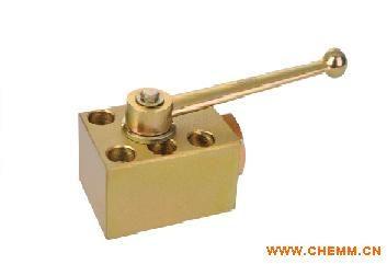 KHP/PKH型板式高压球阀