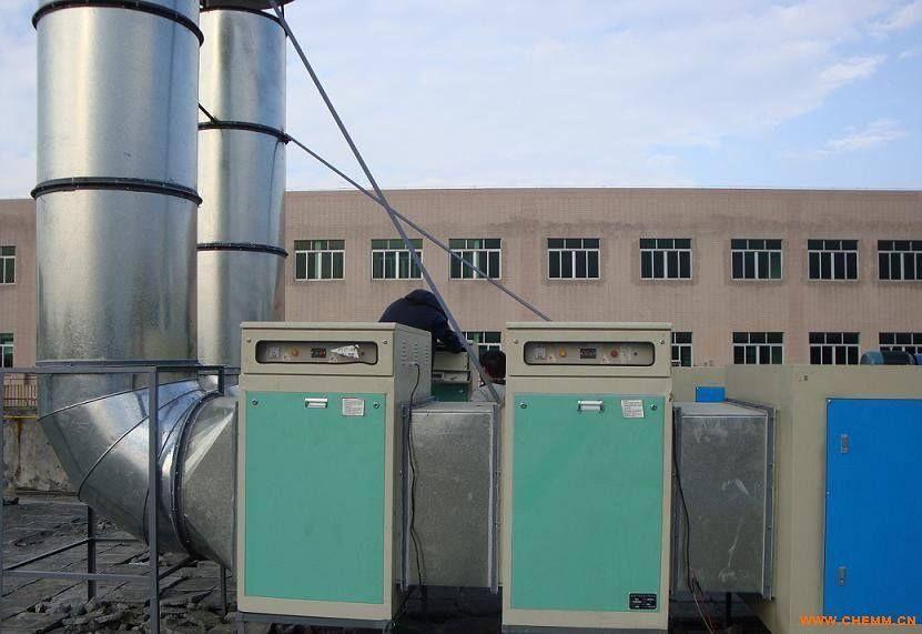 振源光氧催化漆雾处理设备