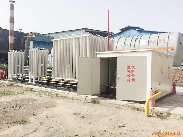 天然气汽化器撬---汽化器介绍--天然气气化撬详细介绍