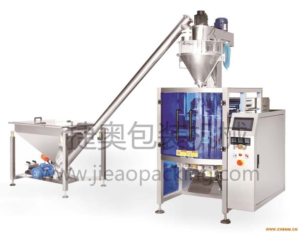 JA-320/420/520/720 立式全自动粉体包装机