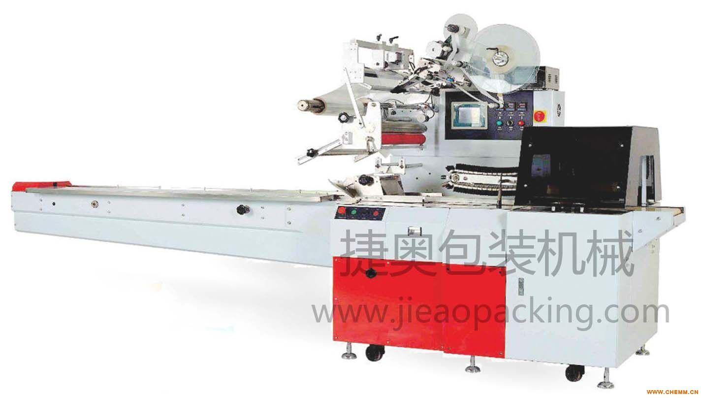 JA-350/450/650往复式枕式包装机
