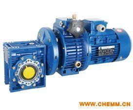 蜗轮减速机UDL+NMRV减速机