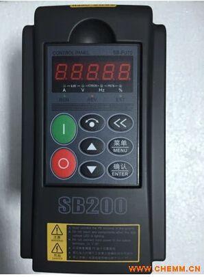 希望森兰变频器SB200-2.2T4重庆代理维修