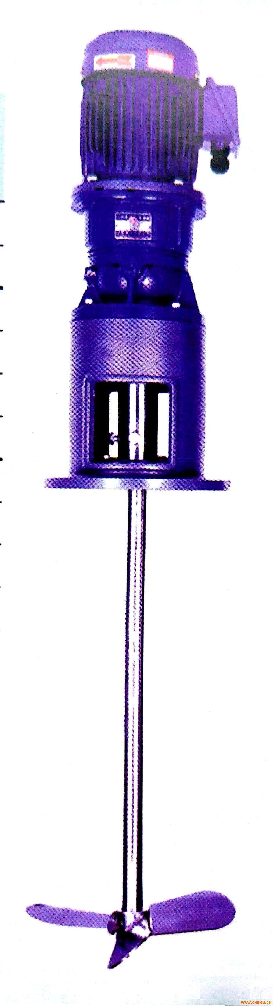 供应高效率液体搅拌机台湾利昶牌EO型