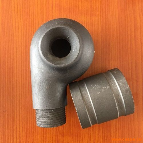 四川省宜宾市 安装邦特碳化硅喷嘴4分以上脱硫喷嘴 DN15 吸收塔喷嘴 烧嘴套6分